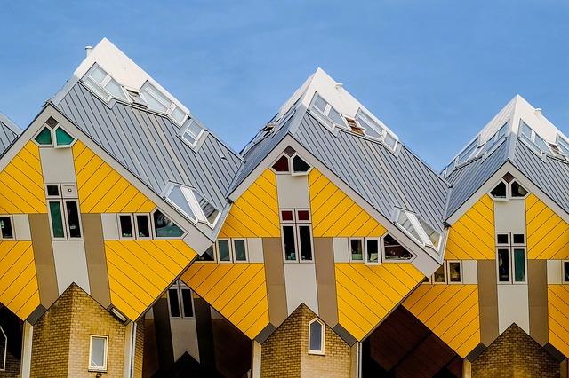 Uniek wonen in Rotterdam