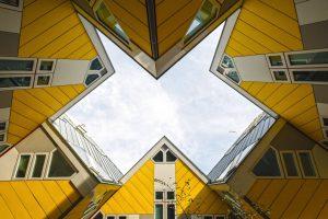 Wonen in hartje Rotterdam