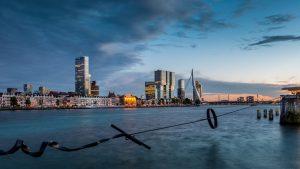 Architectuur in Rotterdam