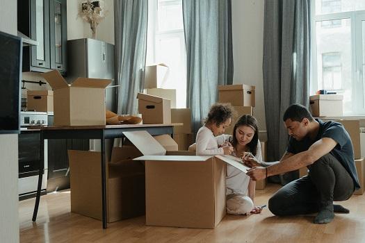 Hoe neem je goed afscheid van je oude huis en omgeving?